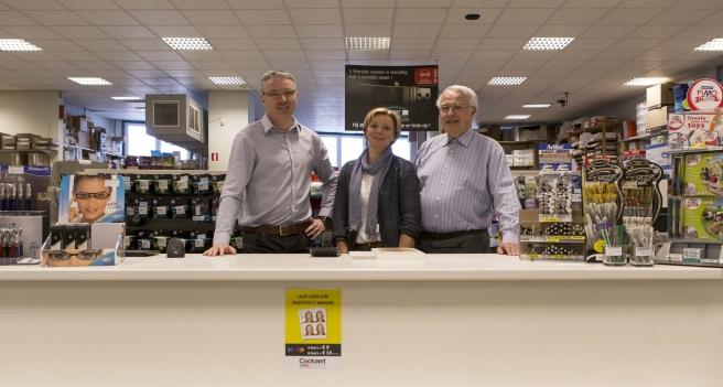 Onze expertise ligt in digitaal drukwerk, maar Cockaert Copy Service is daarnaast ook een copycenter en winkel voor kantoorbenodigdheden.